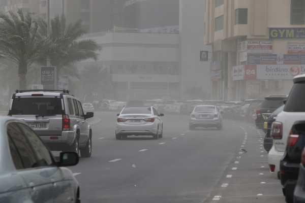 Weekend weather: Rain, strong winds in UAE