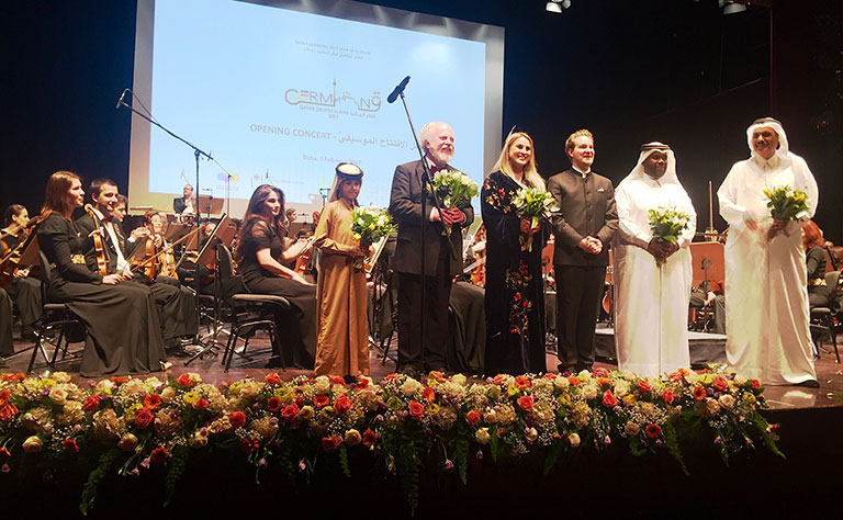 Qatar-German Year of Culture kicks off at Katara