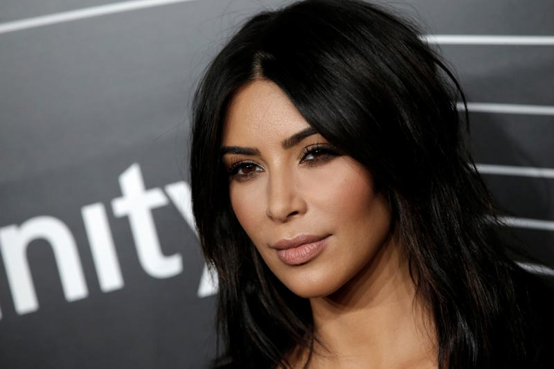 Kim Kardashian questioned in New York over Paris heist
