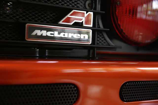 F1 team McLaren changes car name in break from tradition