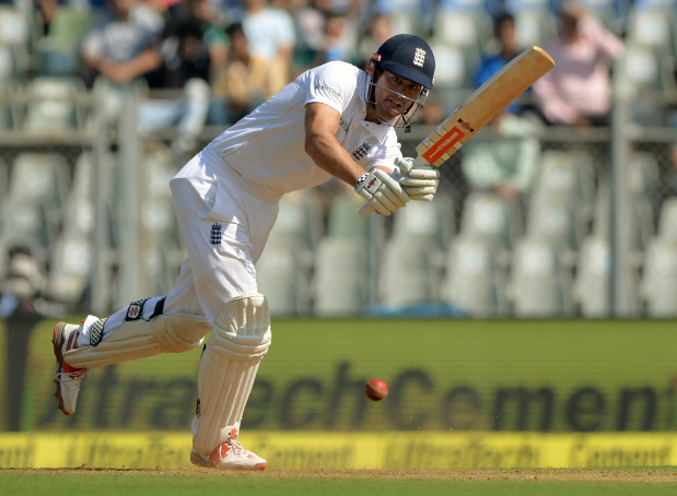 Alastair Cook quits as England Test captain