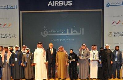 Airbus ME honours Saudi's top aviation innovators