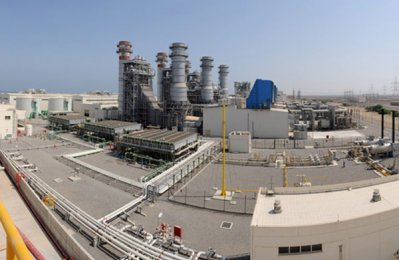 GE provides generator services at Oman plant