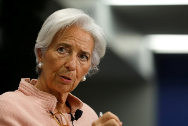 IMF 'ruthless truth tellers' on Greece economy: Lagarde