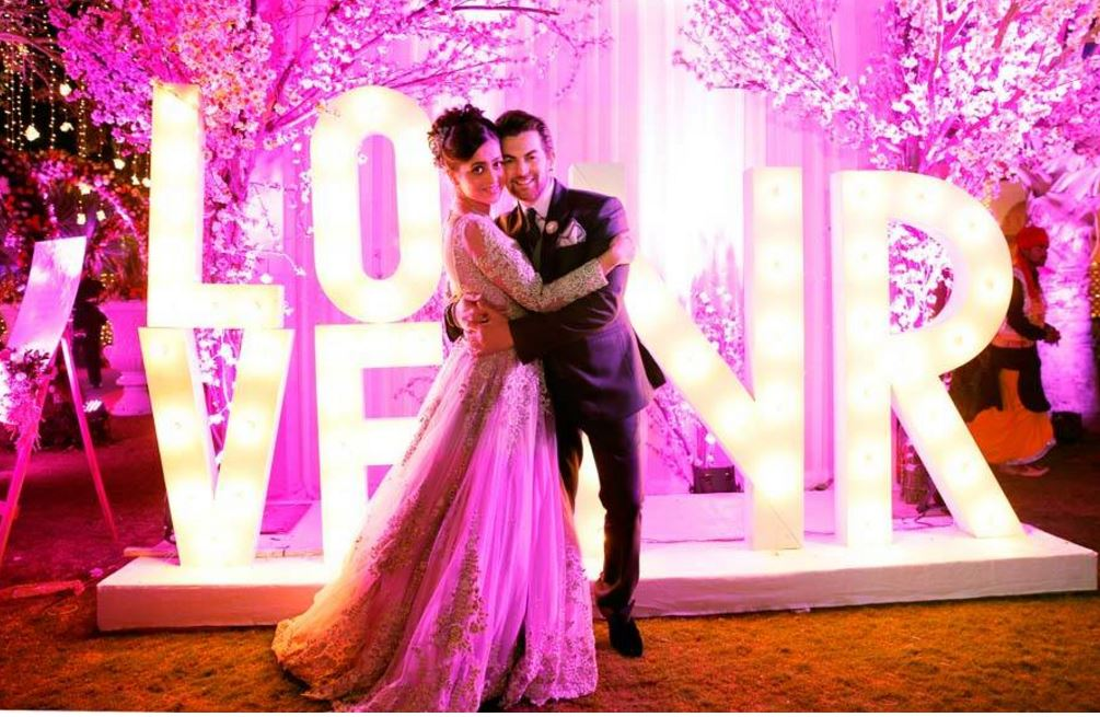 Photos of Neil Nitin Mukesh's pre-wedding celebrations are colourful and candid!
