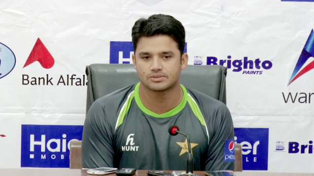Azhar steps down as Pakistan one-day captain