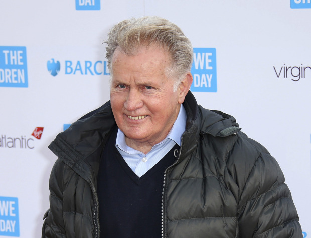 Martin Sheen backs pal's election bid for Pennsylvania judge