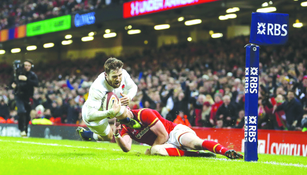 England rally to edge out Wales