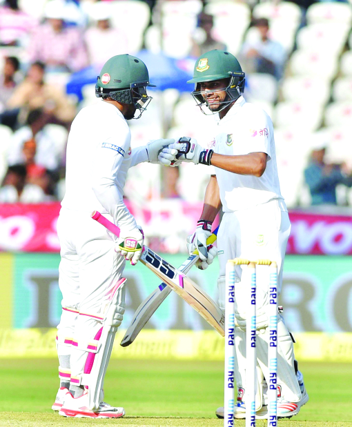 Bangladesh put up a brave fight