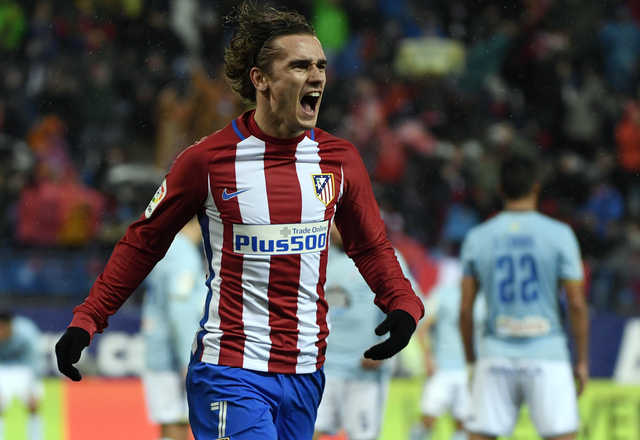 La Liga: Atletico stun Celta late on, Sevilla edge Las Palmas