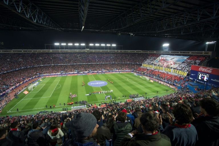 Atletico's Calderon to host Copa del Rey final