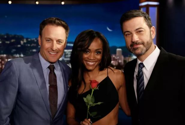 Rachel Lindsay named ABC's first black 'Bachelorette'