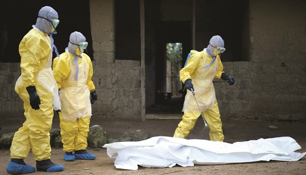 New Africa disease agency aims to prevent fresh Ebola crisis