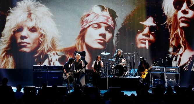 Welcome to the humble: Guns 'N Roses sorry over Aus mix-up