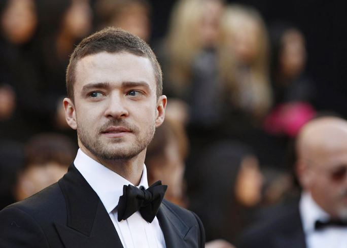 Justin Timberlake finds his music 'explicit' for son