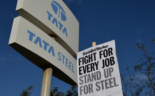 UK workers back Tata Steel rescue plan
