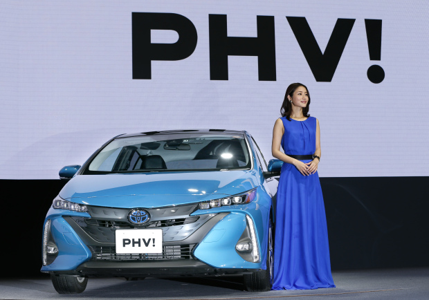 Prius PHV: Toyota hopes revamped plug-in sells better than first model