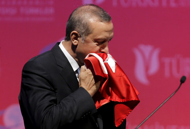 Turkey confirms bid to host Euro 2024