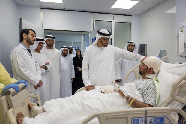 UAE ambassador wounded in Afghanistan bombing dies