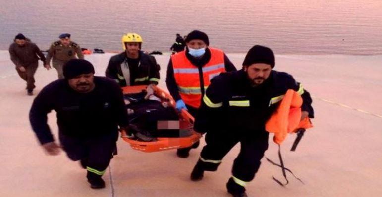 Two dead as torrential rain hits Saudi