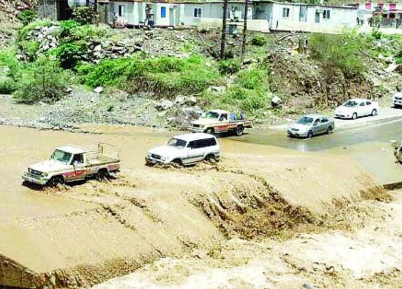 Two dead as torrential rain hits Saudi