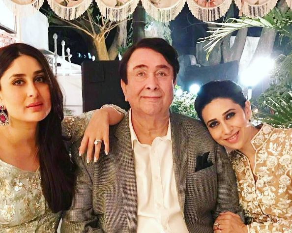 Ranbir, Kareena, Amitabh, Saif, Karishma light up Randhir Kapoor's 70th birthday