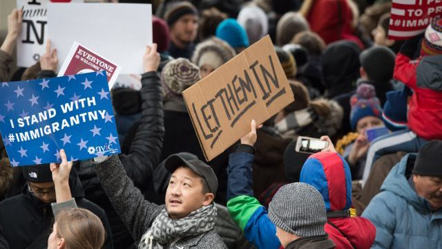 'Day Without Immigrants' protests being held across US