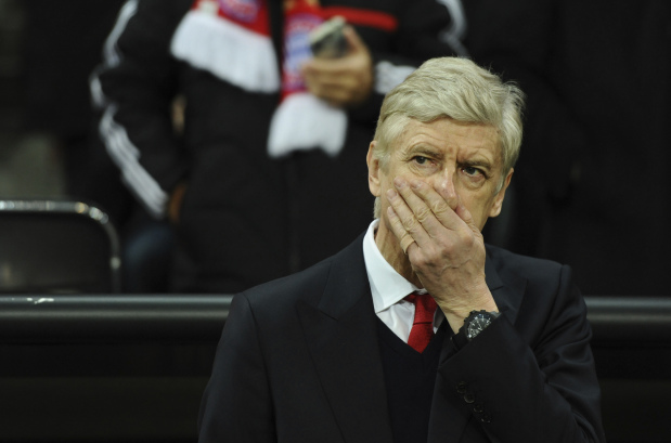 We collapsed, no excuses: Wenger