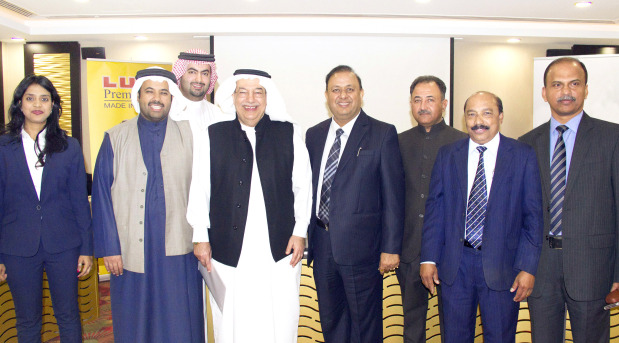 Bahraini firm ties up with Lux Industries