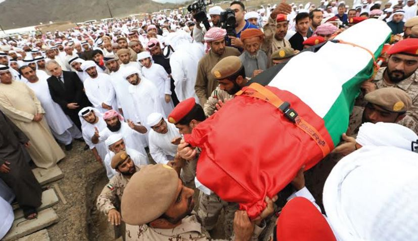 UAE ambassador to Aghanistan laid to rest