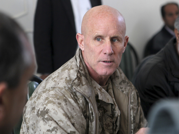Navy officer rejects Trump offer to be national security advisor