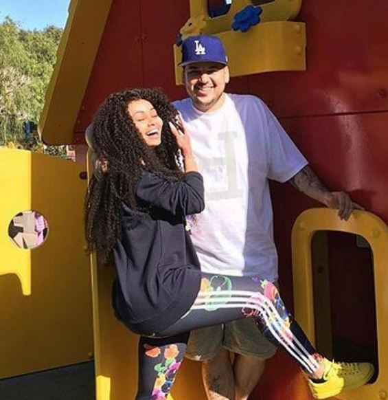 Rob Kardashian, Blac Chyna break up again