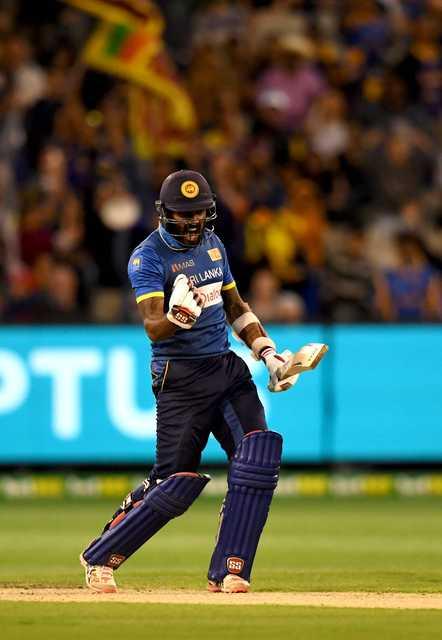 Sri Lanka claim T20 win in style