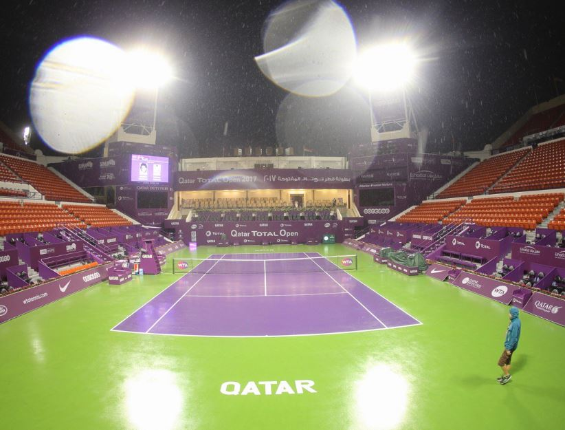 Qatar Open could end without winner, admit organisers