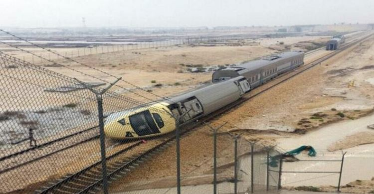 Riyadh-Dammam trains halted until February 23