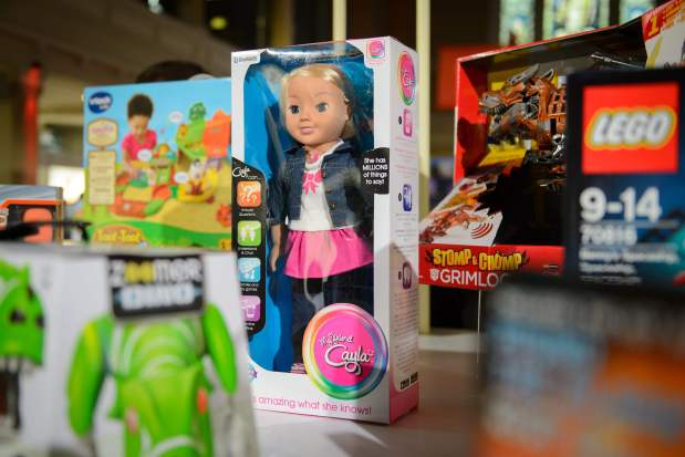 Germany bans talking doll Cayla, citing security risk
