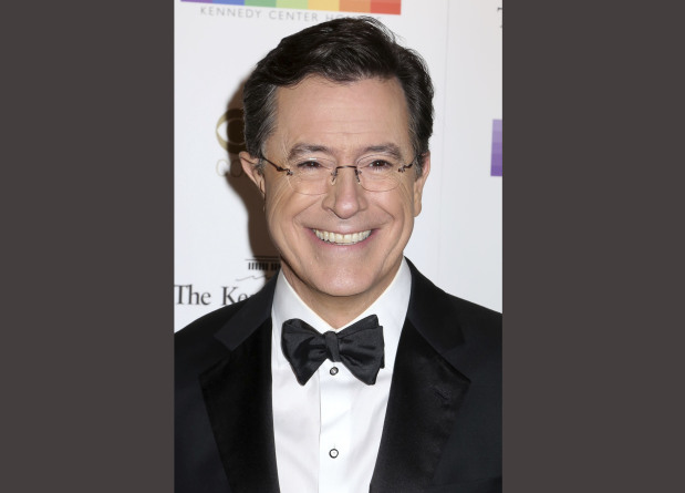 Colbert show to air live after Trump's address to Congress
