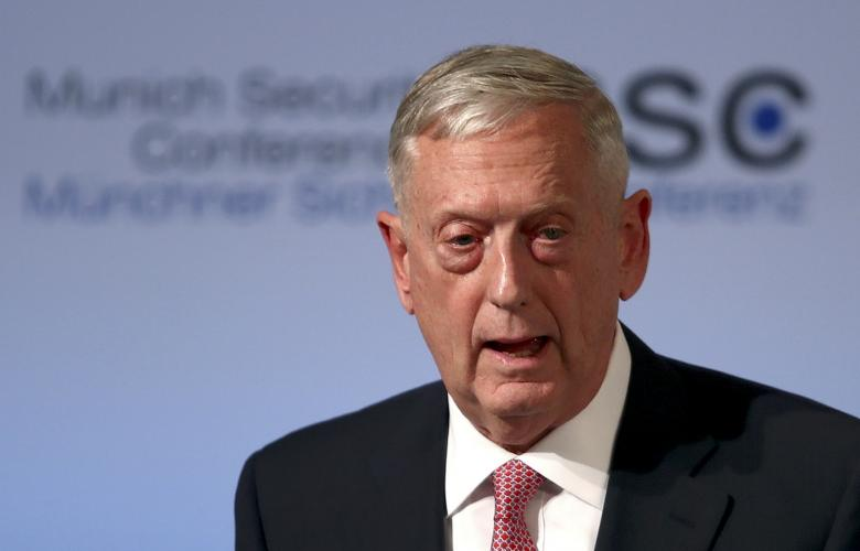 US Defence chief visits UAE in first Middle East trip