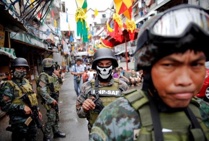 Philippine army to create task force to chase big drug syndicates