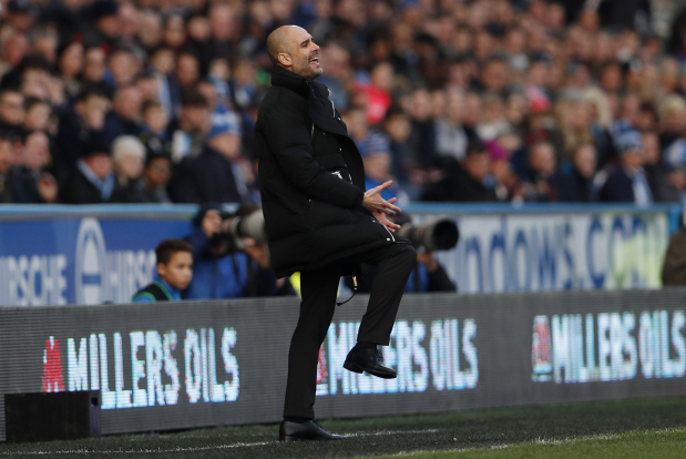 Kompany report buoys Guardiola after Cup stalemate