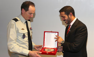 Bahraini-French military cooperation discussed