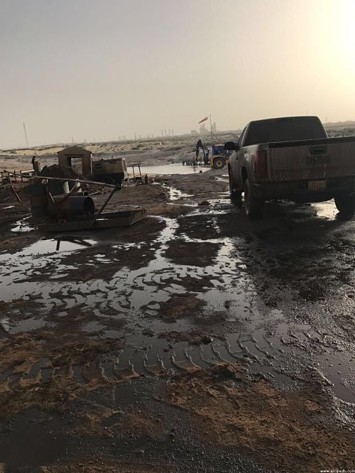 Expatriate worker dies due to leak in Aramco oil pipeline