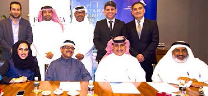 KHCB signs key project agreement