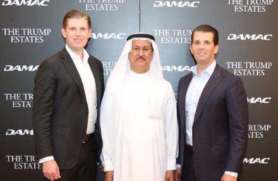 Damac officially opens Trump golf course in Dubai