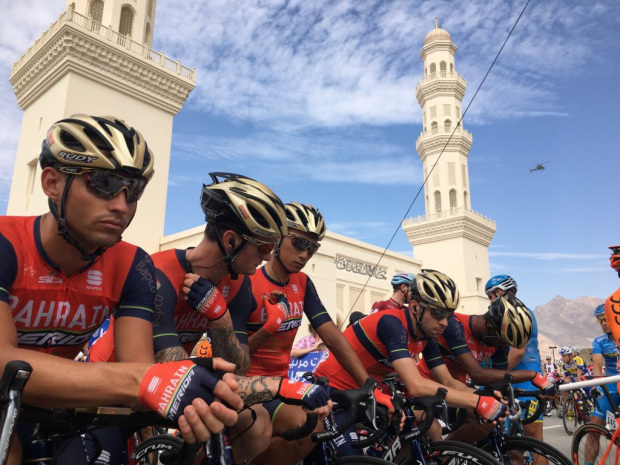 Bahrain Merida duo clinch top 10 finish