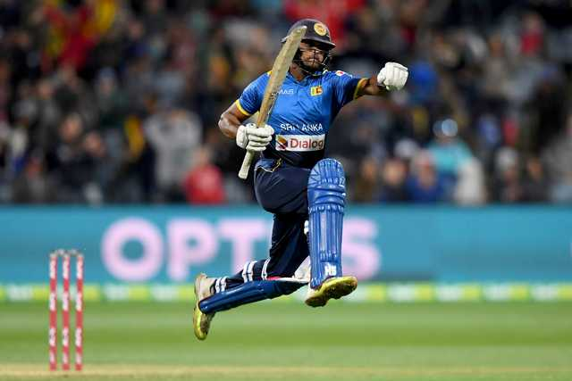 Sri Lanka clinch Twenty20 series
