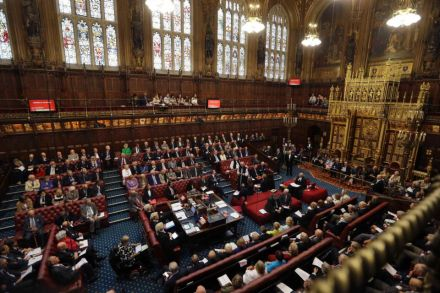 Britain's House of Lords begins debating Brexit bill
