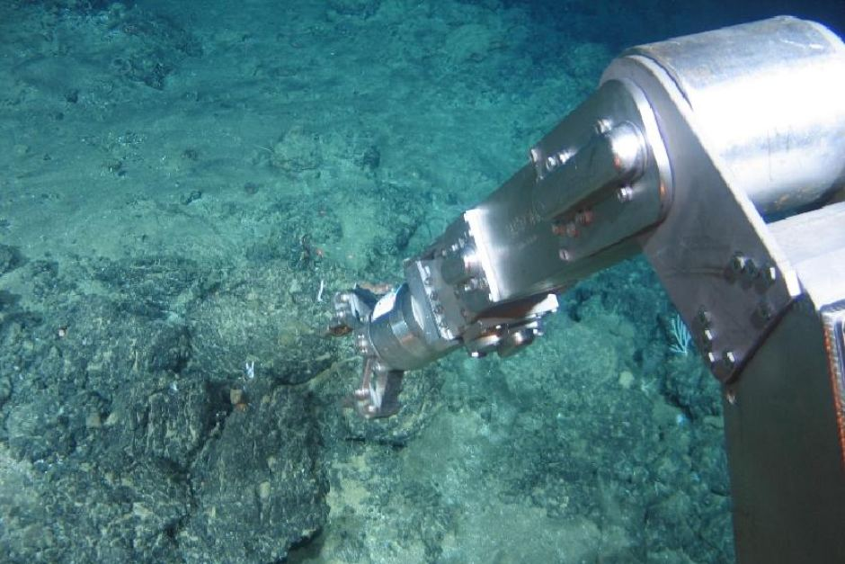 Deep sea mining gets a second look