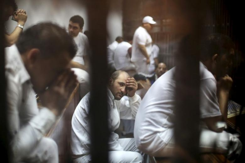 Egypt's top court upholds 10 death sentences over football violence