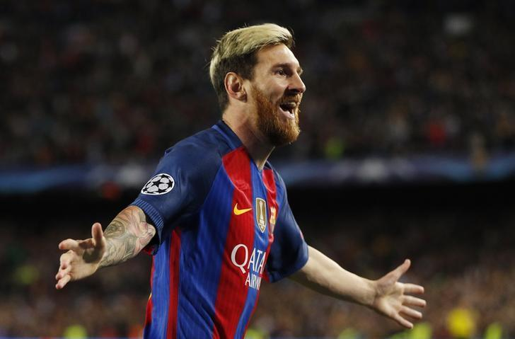 Soccer star Messi to visit Egypt tomorrow
